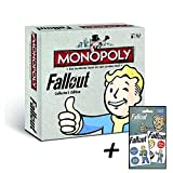 Fallout Monopoly Collector's Edition (deutsch...Vergleich