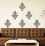 Decor Villa border motif Wall Sticker ( ...