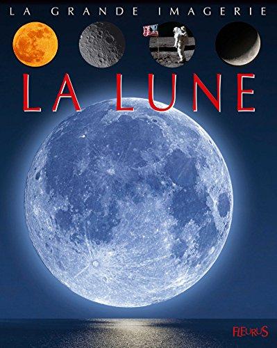 La lune par Jack Delaroche