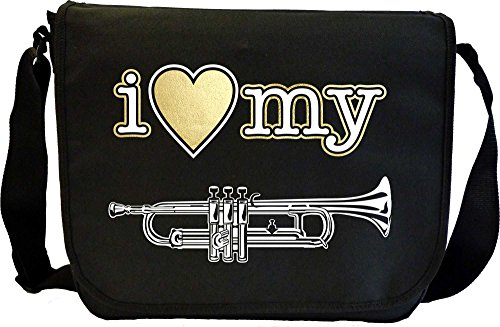 Trumpet-I-Love-My-Sheet-Music-Document-Bag-Musik-Notentasche-MusicaliTee