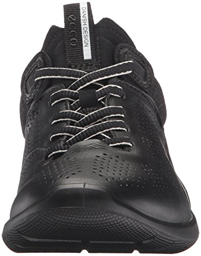 Ecco Damen Soft 5 Sneakers Schwarz (50352black/black-concrete)