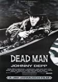 Dead Man Poster International (Johnny Depp,Gary F