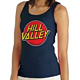 Hill Valley Hoverboards Back To The Future Women's Vest