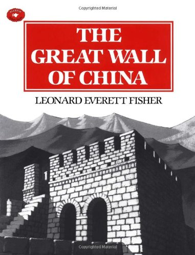 The Great Wall Of China (Aladdin Picture Books) -