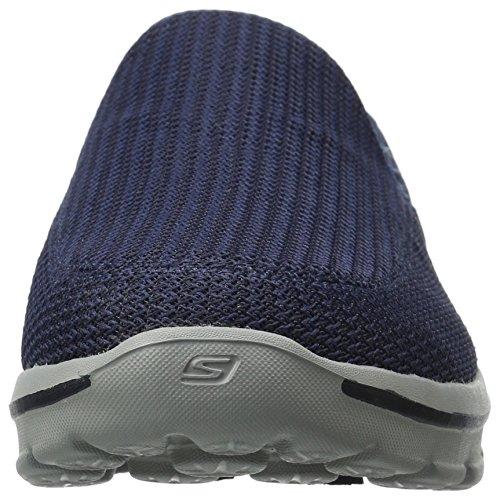 Skechers GOwalk 3 Men's Trainers – Blue (NVGY), 9.5 UK