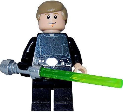 LEGO Star Wars Minifigur Luke Skywalker Skywalker Skywalker Jedi Master   Lightsaber ( 75146 75159 75093) | économie  2b5733