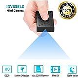 omoup 1080P 16G HD Mini fotocamera nascosta portatile piccolo box camera spy cam Night Vision Motion Detection telecamera di sorveglianza