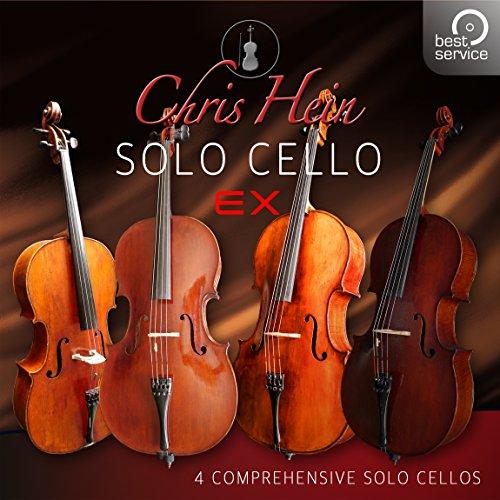 Preisvergleich Produktbild Chris Hein Solo Cello EXtended