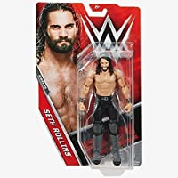 WWE BASE SERIE 71 wrestling action figure - Seth Freakin' Rollins - The King Slayer - WWE Basic Series 71 Action Figure Wrestling - Seth Freakin 'Rollins - Il Re Slayer