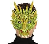 Guirca Careta Foam máscara dragón, Talla única (2414.0)