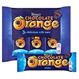 Terry's Chocolate Orange Bars 3 x 40g - Pack of 6