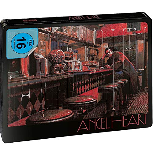 Angel Heart - Limited Steelbook Edition (4K Ultra HD + Blu-ray 2D)