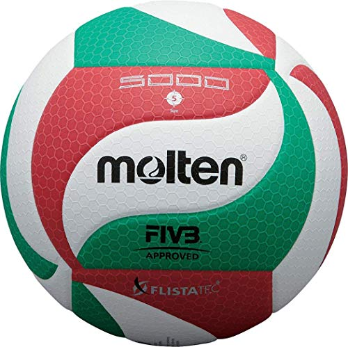Molten V5m5000 Fivb Approved Flistatec Technologie Volleyball
