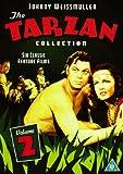 Tarzan Collection - Volume 2 - Tarzan Triumphs/Tarzan's Desert Mystery/Tarzan and The Amazons/Tarzan and The Leopard Woman/Tarzan and The Huntress/Tarzan and The Mermaids [3 DVDs] [UK Import]