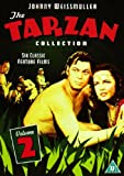 Tarzan Collection - Volume 2 - Tarzan Triumphs/Tarzan's Desert Mystery/Tarzan and The Amazons/Tarzan and The Leopard Woman/Tarzan and The Huntress/Tarzan and The Mermaids [3 DVDs] [UK Import]