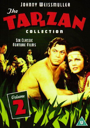 Tarzan Collection - Volume 2 - Tarzan Triumphs/Tarzan's Desert Mystery/Tarzan and The Amazons/Tarzan and The Leopard Woman/Tarz