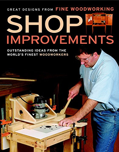 Holz-design-magazin (Shop Improvements: Outstanding Ideas from the World's Finest Woodworkers (Great Designs-Fine Woodworking))