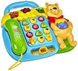 Vtech Baby 80-114204 - Winnie Puuhs Spiel- und Lerntelefon