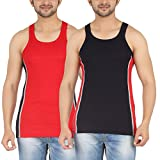 SHERA Fitline Red and NavyBlue Color Gym...