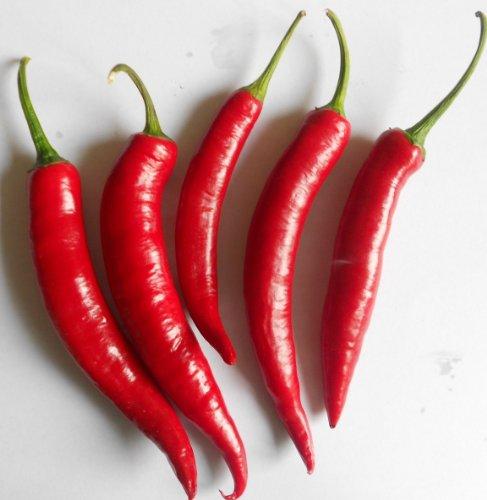 ot 10 Samen (Red Pepper) (Samen, Pfeffer)