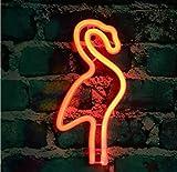 Grúa de corona roja LLEVÓ la Luz de la Noche Caja de Batería USB Lámpara de Neón Festival Boda Decoración Del Hogar Regalo Juguetes Dormitorio Decoración Para Niños Bebé