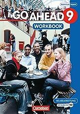 Go Ahead - Ausgabe für die sechsstufige Realschule in Bayern: 9. Jahrgangsstufe - Workbook mit CD