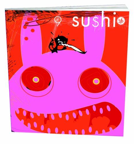 sushi 9. Jahresheft des ADC-Nachwuchswettbewerbs 2006