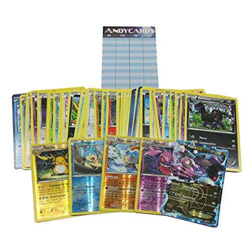 lotto-50-carte-pokemon-in-italiano-con-minimo-5-carte-foil-di-cui-almeno-1-carta-ex-segnapunti-andyc
