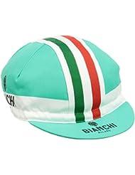 Gorra Bianchi Milano Neon Verde Tricolor