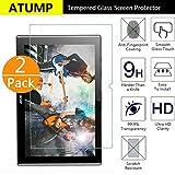 Acer Iconia One 10 B3-A40 Protection écran,2-pack 0.25mm Film Protection en Verre trempé écran Protecteur pour LG K10 2017 vitre Haute Définition Dureté 9H [Compatible 3D Touch]