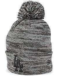 New Era Kids Marl Knit Team Bobble Hat (Age 5-10 Years) ( 8f99ade516c