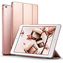 ESR - Funda para Apple iPad Mini 1/2/3, [Automático Arriba / Sueño][Soporte Plegable], Color Oro Rosa