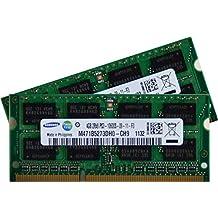 "Samsung 8GB kit (2 x 4GB) DDR3 PC3 10600 1333MHz 204 PIN SODIMM ram memory upgrade for Apple iMac's - 2.8GHz Intel-Quad Core i5 mid 2010 ; 2.93GHz Intel Quad-Core i7 27""mid 2010 ; 3.06GHz Intel Core i3 mid 2010 21.5"" ; 3.2GHz Intel Core i3 21.5"" mid 2010 ; 3.2GHz Intel Core i3 27"" mid 2010 ; 3.6GHz Intel Core i5 27 "" mid 2010 ."
