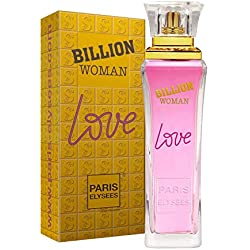 BILLION WOMAN LOVE Parfum Femme Paris Elysees