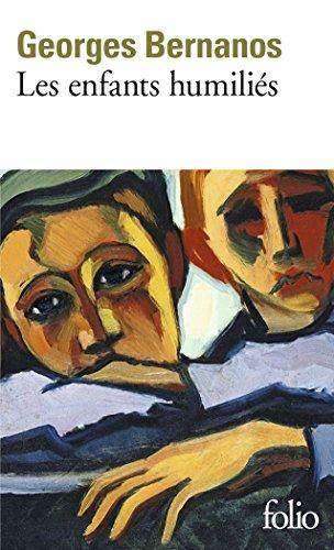 Les enfants humiliés: Journal 1939-1940 (Folio) por Georges Bernanos