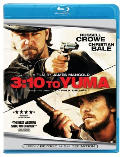 3:10 To Yuma [Blu-ray] by Christian Bale