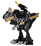 Power Rangers dyno charge Zodo builder deluxe black T Rex Zodo with charger 'Zyuden...