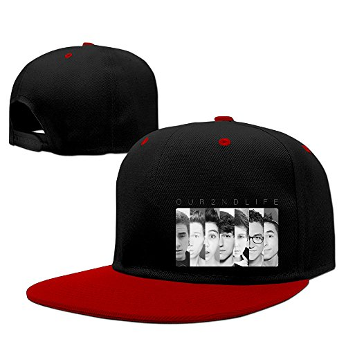 teenmax-unisex-o2l-our-2nd-life-hip-hop-baseball-caps
