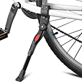 Best Bike Stands - Kickstands, Furado Bike Kickstands Side Kickstand, Aluminum Alloy Review