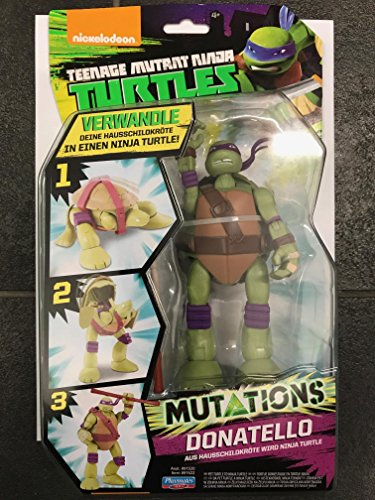 (Nickelodeon Teenage Mutant Ninja Turtles Mutanions - Pet Turtles to Ninja Figures! - Donatello (140 91522))