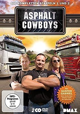 Asphalt Cowboys - Die kompletten Staffeln 1 und 2 [2 DVDs]