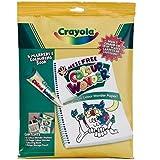 Crayola - Livre de coloration et 6 marqueurs
