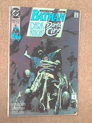 Batman #453 (August 1990)