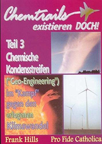 Chemische Kondensstreifen (