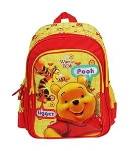 "Disney Winnie the Pooh School Backpack for Kids 14"" (Inch)"