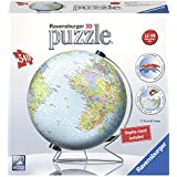 Ravensburger Le Monde en conditions Optimales Globe, 540pc puzzle 3d ®