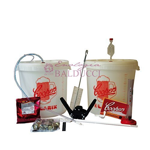 KIT FERMENTAZIONE COOPER'S PER HOMEBREWING