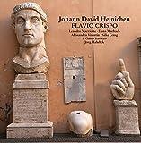 Flavio Crispo, Act III: Vieni, ò tosco, e scendi al cor