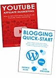 AFFILIATE BLOGGING SYSTEM: Make Money Selling Affiliate Products via Youtube Marketing & Content Blogging (2016 Bundle) (English Edition)