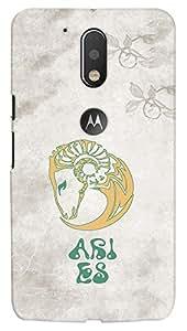Kasemantra Aries Case For Motorola Moto G4